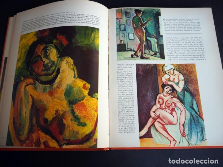 Libros de segunda mano: HISTORIA DEL ARTE XI. COLECCIONABLE ENCUADERNADO. AÑOS 70. - Foto 5 - 155358506