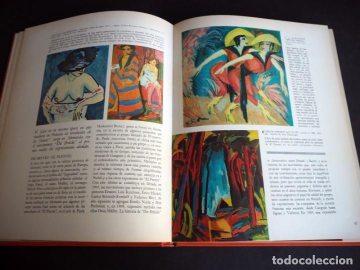 Libros de segunda mano: HISTORIA DEL ARTE XI. COLECCIONABLE ENCUADERNADO. AÑOS 70. - Foto 6 - 155358506