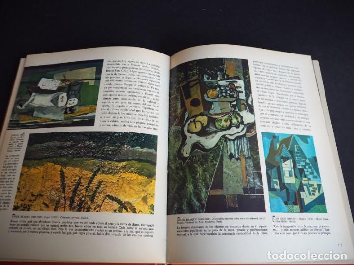 Libros de segunda mano: HISTORIA DEL ARTE XI. COLECCIONABLE ENCUADERNADO. AÑOS 70. - Foto 8 - 155358506