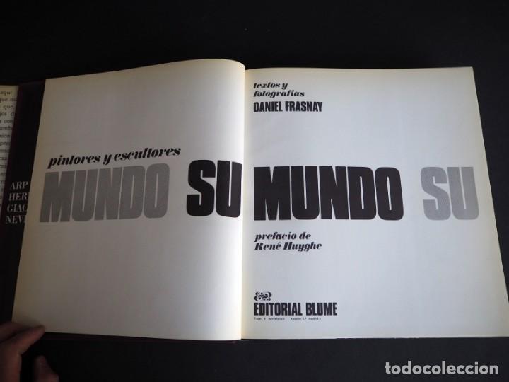 Libros de segunda mano: HISTORIA DEL ARTE XI. COLECCIONABLE ENCUADERNADO. AÑOS 70. - Foto 9 - 155358506