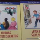 Libros de segunda mano: ANTIGUOS 11 LIBROS DE LITERATURA JUVENIL. ENID BEYTON.. Lote 155397886