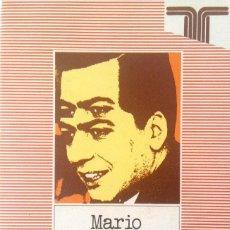 Libros de segunda mano: JOSÉ MIGUEL OVIEDO. MARIO VARGAS LLOSA. MADRID. 1982.. Lote 155404902