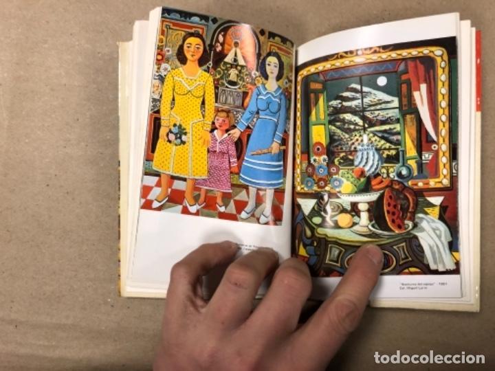Libros de segunda mano: LOTE DE 18 EJEMPLARES DE ARTISTAS ESPAÑOLES CONTEMPORÁNEOS. ZABALETA, A. FERRANT, MAMPASO, A. ZARCO, - Foto 13 - 155469714