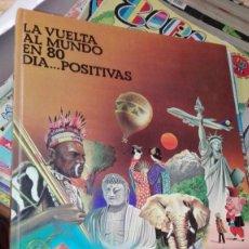 Libros de segunda mano: LA VUELTA AL MUNDO EN 80 DIAPOSITIVAS. Lote 155485930