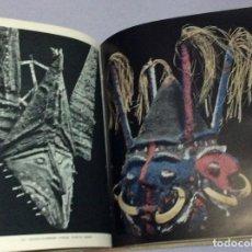 Libros de segunda mano: ANDRÉ MALRAUX LE MUSÉE IMAGINAIRE DE LA ESCULTURA MONDIALE EDITAR PAR LA GALERIE DE LA PIÉIADE, 1952. Lote 155488098