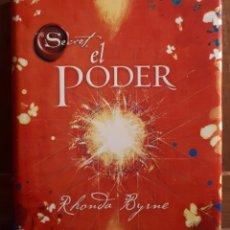 Libros de segunda mano: EL PODER - RHONDA BYRNE. Lote 155514702