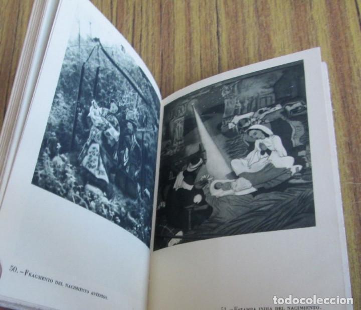 Libros de segunda mano: NACIMIENTOS - Exposición celebrada en el museo nacional de artes decorativas - Foto 6 - 155520354