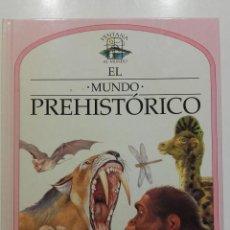 Libros de segunda mano: EL MUNDO PREHISTORICO - VENTANA AL MUNDO - PLAZA JOVEN - PLAZA & JANES - 1991. Lote 155527890