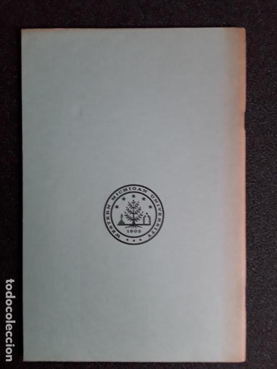 Libros de segunda mano: Sagitario. Revista de Español. Septiembre 1971, Nº 1. Western Michigan University. - Foto 2 - 155563690