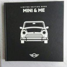 Libros de segunda mano: MINI & ME LIMITED EDITION BOOK. Lote 155584538