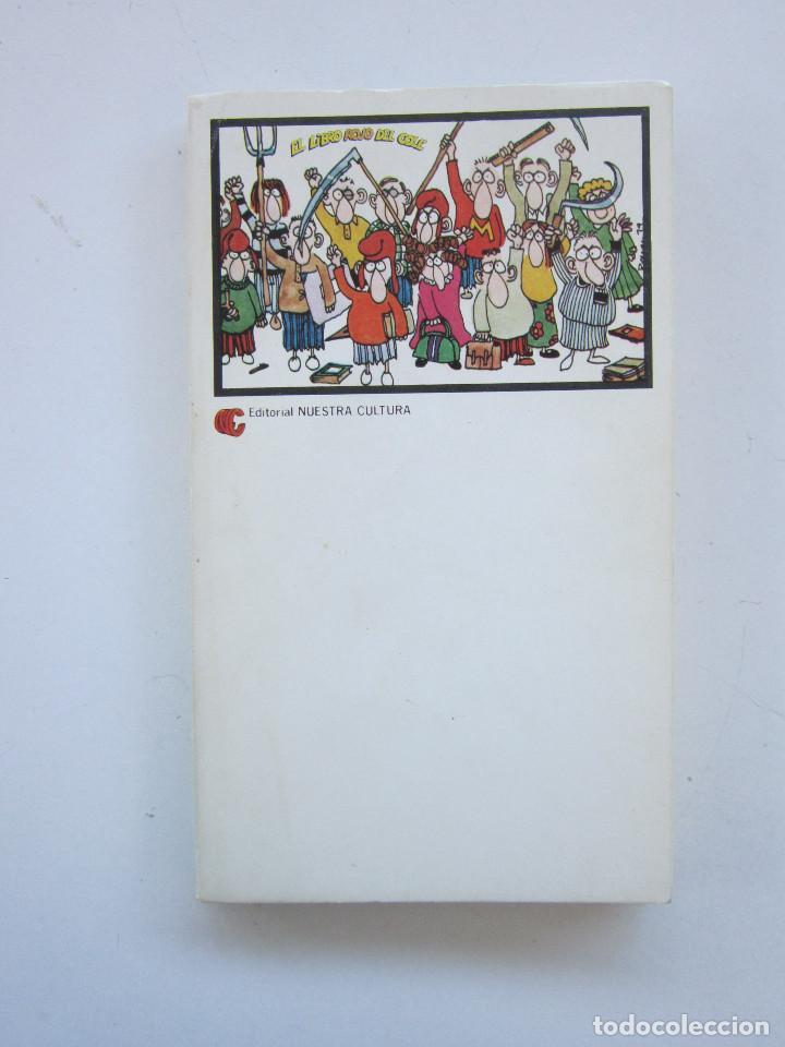 SOREN JANSEN Y JESPER JENSEN. EL LIBRO ROJO DEL COLE. MADRID: NUESTRA CULTURA, 1979 (Libros de Segunda Mano (posteriores a 1936) - Literatura - Otros)