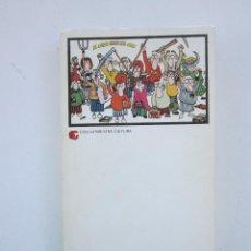 Libros de segunda mano: SOREN JANSEN Y JESPER JENSEN. EL LIBRO ROJO DEL COLE. MADRID: NUESTRA CULTURA, 1979. Lote 155617838