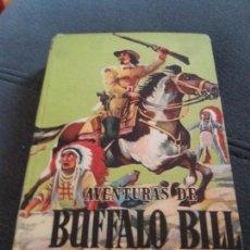 Libros de segunda mano: AVENTURAS DE BUFFALO BILL. Lote 155632950