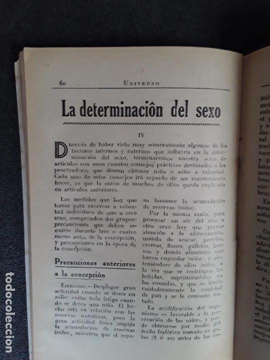 Gebrauchte Bücher: (Revista) Universo, Sociología, Ciencia, Arte. Nº13, 1º de Mayo de 1948. Toulouse. - Foto 4 - 155657262