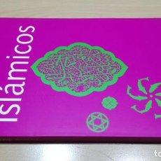 Libros de segunda mano: DISEÑOS ISLÁMICOS - EVA WILSON - G G MEXICO. Lote 155658582