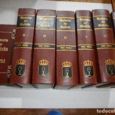 Libros de segunda mano: MANUEL MURGUIA HISTORIA DE GALICIA(7 TOMOS) Y93086. Lote 155673810