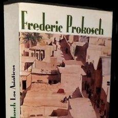 Libros de segunda mano: FREDERIC PROKOSCH. LOS ASIATICOS. EDITORIAL ALIANZA 1987.. Lote 155702430