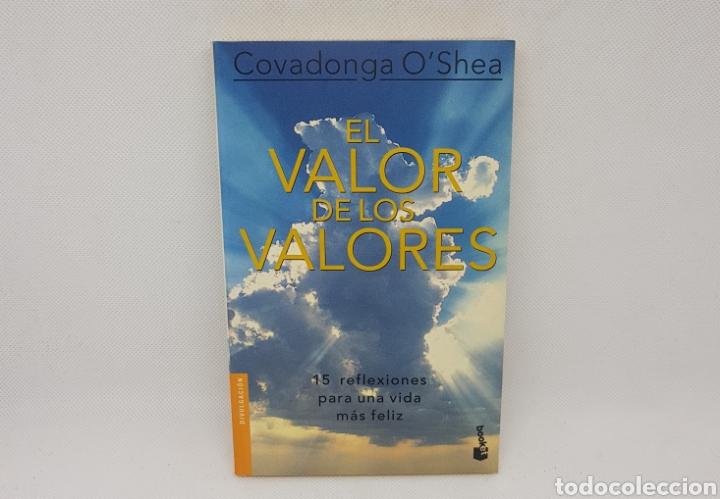 EL VALOR DE LOS VALORES - COVADONGA O,SHEA - TDK72 (Libros de Segunda Mano - Pensamiento - Otros)
