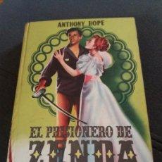 Libros de segunda mano: EL PRISIONERO DE ZENDA - COLECCION JUVENIL CADETE. Lote 155736978