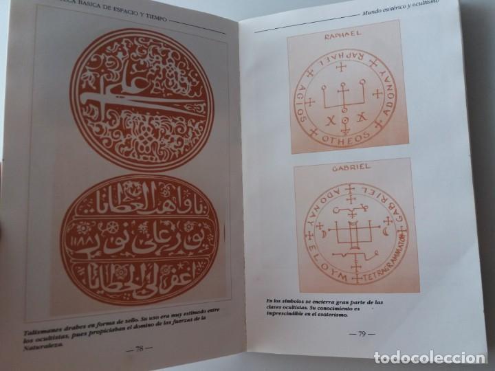 Libros de segunda mano: MUNDO ESOTERICO Y OCULTISMO (JUAN GARCIA ATIENZA) BIBLIOTECA BASICA ESPACIO Y TIEMPO - Foto 2 - 155740906