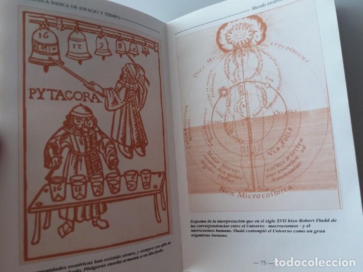 Libros de segunda mano: MUNDO ESOTERICO Y OCULTISMO (JUAN GARCIA ATIENZA) BIBLIOTECA BASICA ESPACIO Y TIEMPO - Foto 3 - 155740906