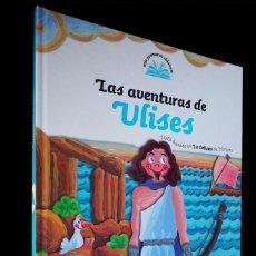 Libros de segunda mano: MIS PRIMEROS CLASICOS. ULISES. SANTILLANA EDICIONES GENERALES. 2007. Lote 155748866