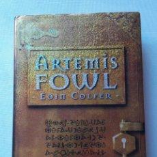 Libros de segunda mano: LIBRO DE ARTEMIS FOWL (EOIN COLFER).. Lote 155838198