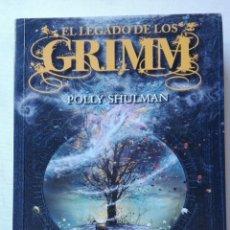 Libros de segunda mano: LIBRO EL LEGADO DE LOS GRIMM(POLLY SHULMAN).. Lote 155840230