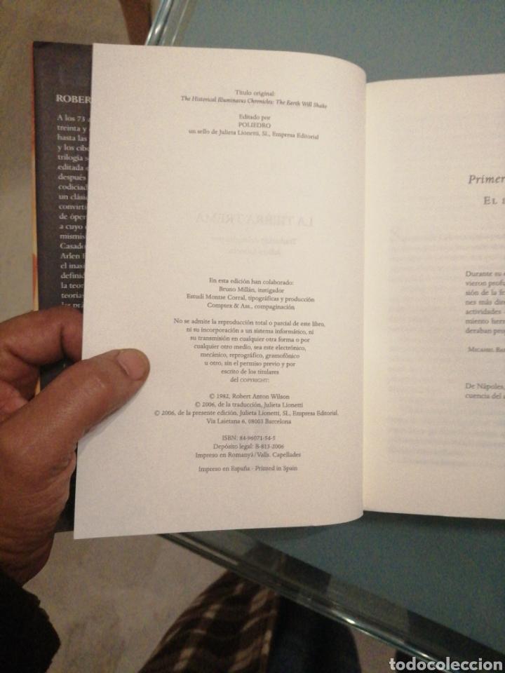 Libros de segunda mano: La tierra trema - Foto 5 - 155850969