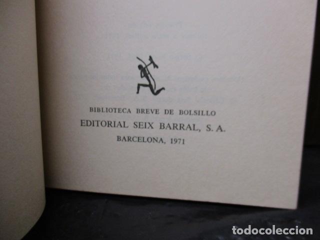 Libros de segunda mano: Infierno de todos (Sergio Pitol) - Foto 5 - 155860798