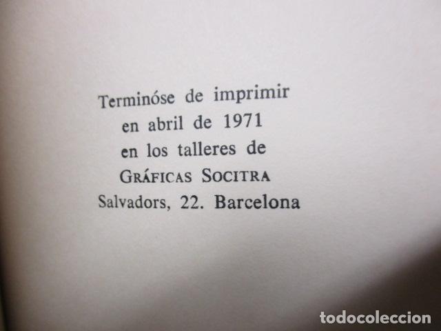 Libros de segunda mano: Infierno de todos (Sergio Pitol) - Foto 7 - 155860798