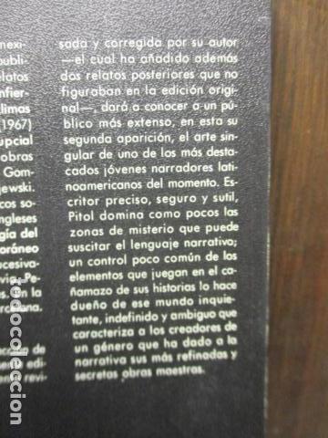 Libros de segunda mano: Infierno de todos (Sergio Pitol) - Foto 12 - 155860798
