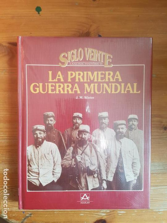 LA PRIMERA GUERRA MUNDIAL WINTER, JAY PUBLICADO POR AGUILAR . (1992) 255PP ¡NUEVO! (Libros de Segunda Mano - Historia - Otros)