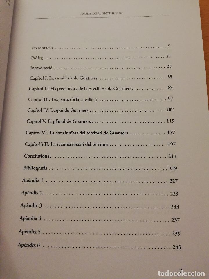 Libros de segunda mano: UN PLÀNOL D'UNA ÀREA RURAL DE MITJAN SEGLE XV (VV. AA.) COL.LECCIÓ SEU DE MALLORCA - Foto 4 - 155865606