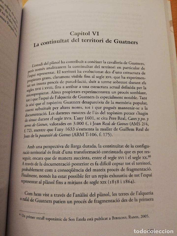 Libros de segunda mano: UN PLÀNOL D'UNA ÀREA RURAL DE MITJAN SEGLE XV (VV. AA.) COL.LECCIÓ SEU DE MALLORCA - Foto 5 - 155865606
