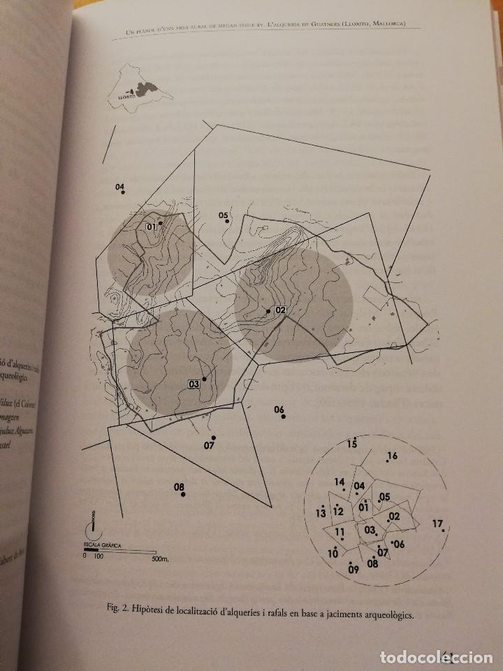 Libros de segunda mano: UN PLÀNOL D'UNA ÀREA RURAL DE MITJAN SEGLE XV (VV. AA.) COL.LECCIÓ SEU DE MALLORCA - Foto 7 - 155865606