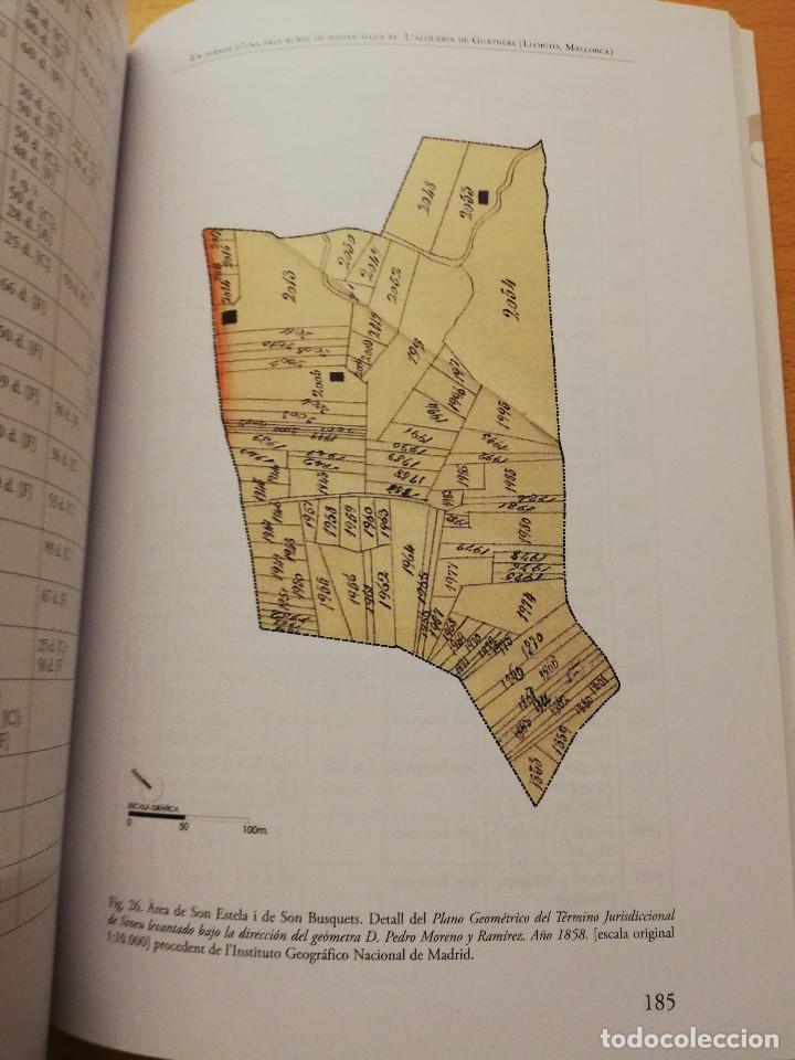 Libros de segunda mano: UN PLÀNOL D'UNA ÀREA RURAL DE MITJAN SEGLE XV (VV. AA.) COL.LECCIÓ SEU DE MALLORCA - Foto 8 - 155865606