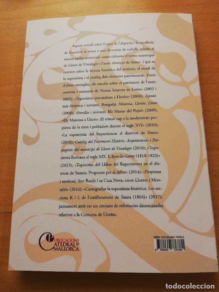Libros de segunda mano: UN PLÀNOL D'UNA ÀREA RURAL DE MITJAN SEGLE XV (VV. AA.) COL.LECCIÓ SEU DE MALLORCA - Foto 12 - 155865606