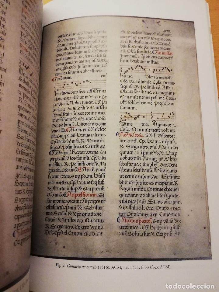 Libros de segunda mano: LA MÚSICA A LA SEU: HISTÒRIA, ART I DEVOCIÓ (VV. AA.) COL.LECCIÓ SEU DE MALLORCA - Foto 4 - 155865930