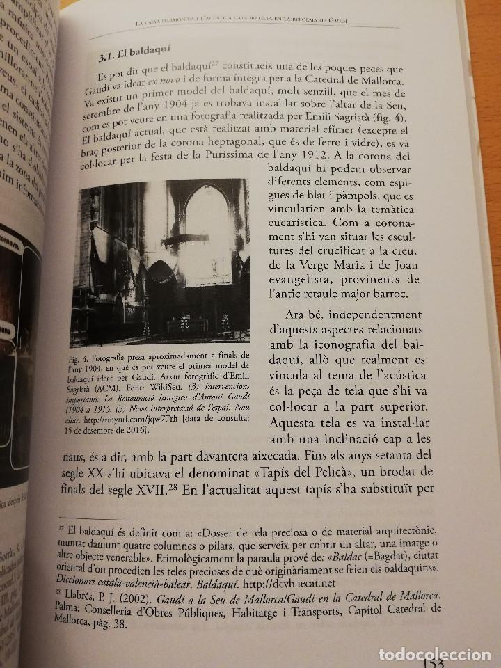 Libros de segunda mano: LA MÚSICA A LA SEU: HISTÒRIA, ART I DEVOCIÓ (VV. AA.) COL.LECCIÓ SEU DE MALLORCA - Foto 5 - 155865930