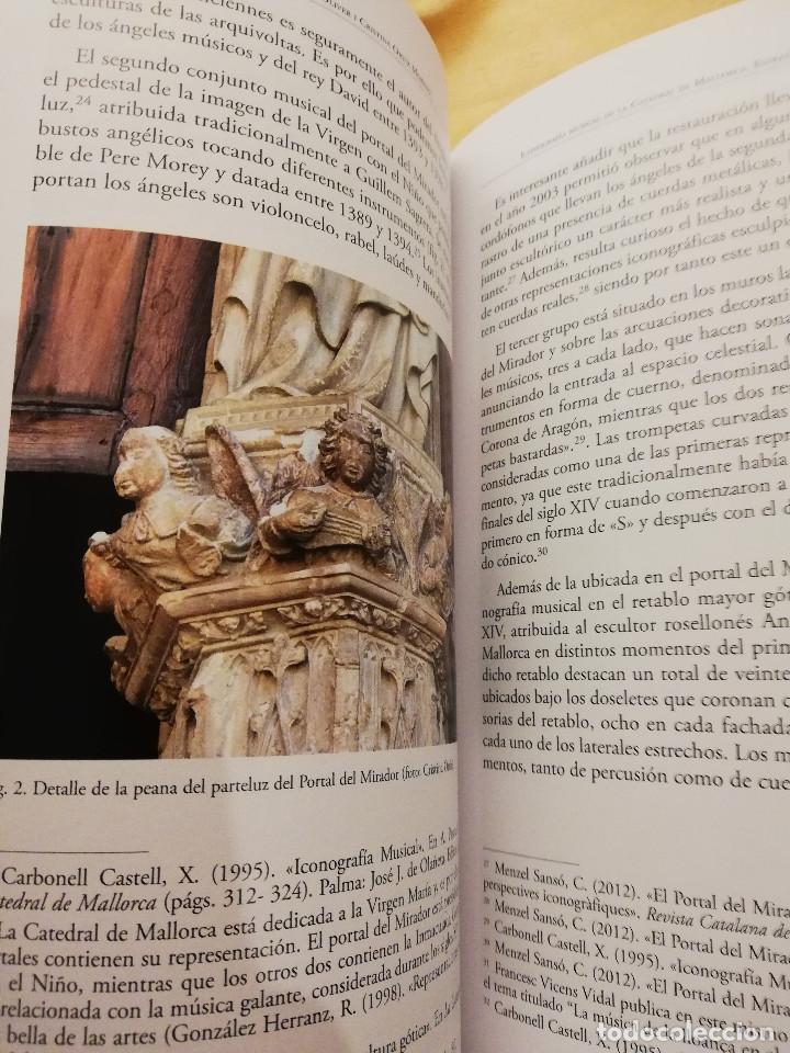 Libros de segunda mano: LA MÚSICA A LA SEU: HISTÒRIA, ART I DEVOCIÓ (VV. AA.) COL.LECCIÓ SEU DE MALLORCA - Foto 8 - 155865930