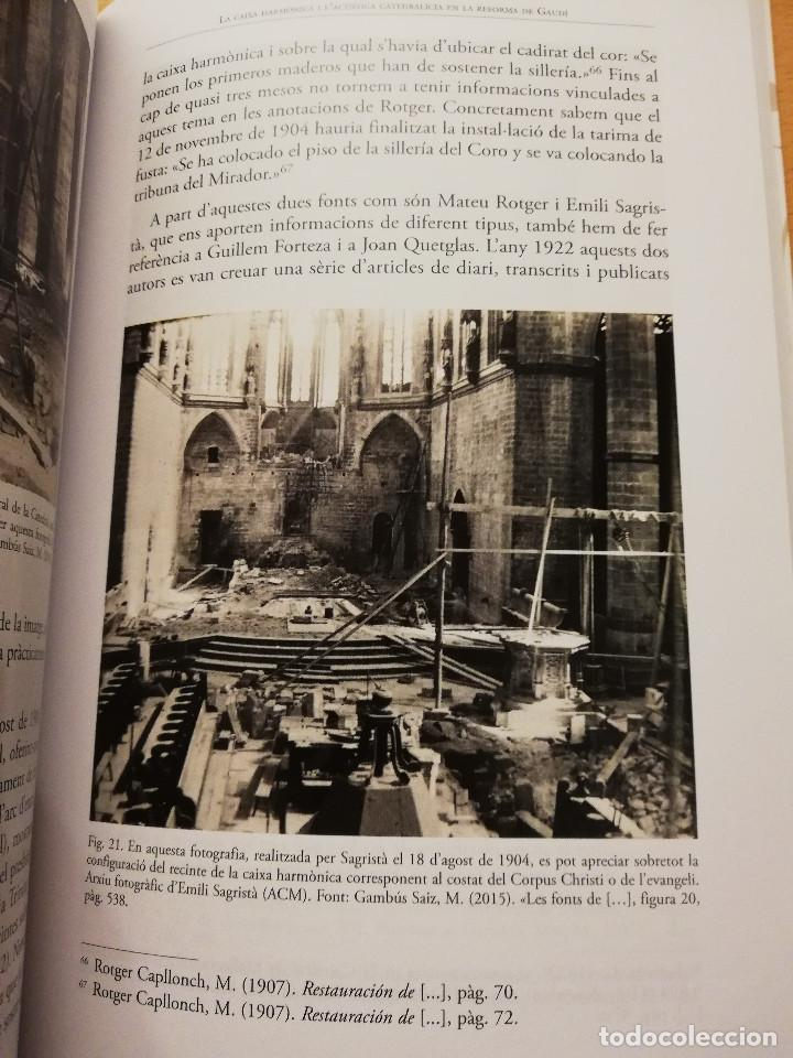 Libros de segunda mano: LA MÚSICA A LA SEU: HISTÒRIA, ART I DEVOCIÓ (VV. AA.) COL.LECCIÓ SEU DE MALLORCA - Foto 9 - 155865930