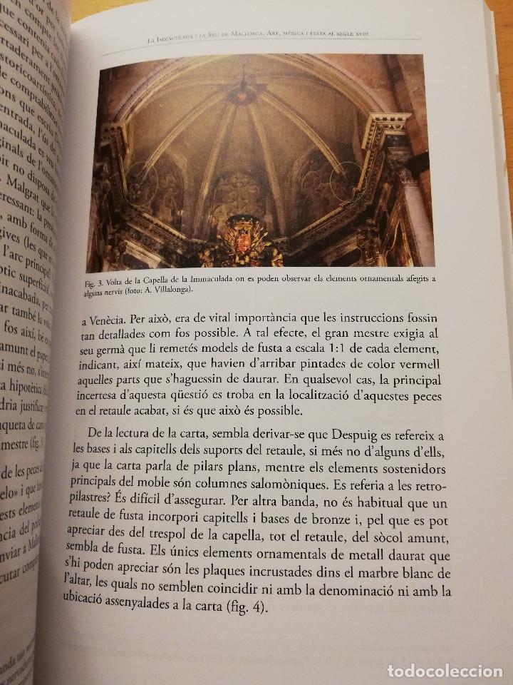 Libros de segunda mano: LA MÚSICA A LA SEU: HISTÒRIA, ART I DEVOCIÓ (VV. AA.) COL.LECCIÓ SEU DE MALLORCA - Foto 10 - 155865930