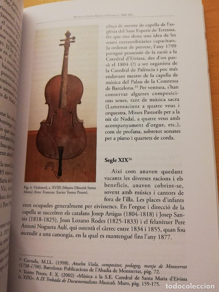 Libros de segunda mano: LA MÚSICA A LA SEU: HISTÒRIA, ART I DEVOCIÓ (VV. AA.) COL.LECCIÓ SEU DE MALLORCA - Foto 11 - 155865930