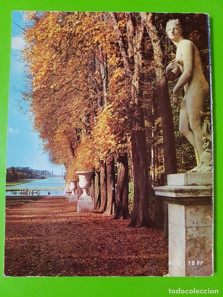 Libros de segunda mano: Versailles la Guía Completa de la Visita en Rústica - Foto 2 - 155868098