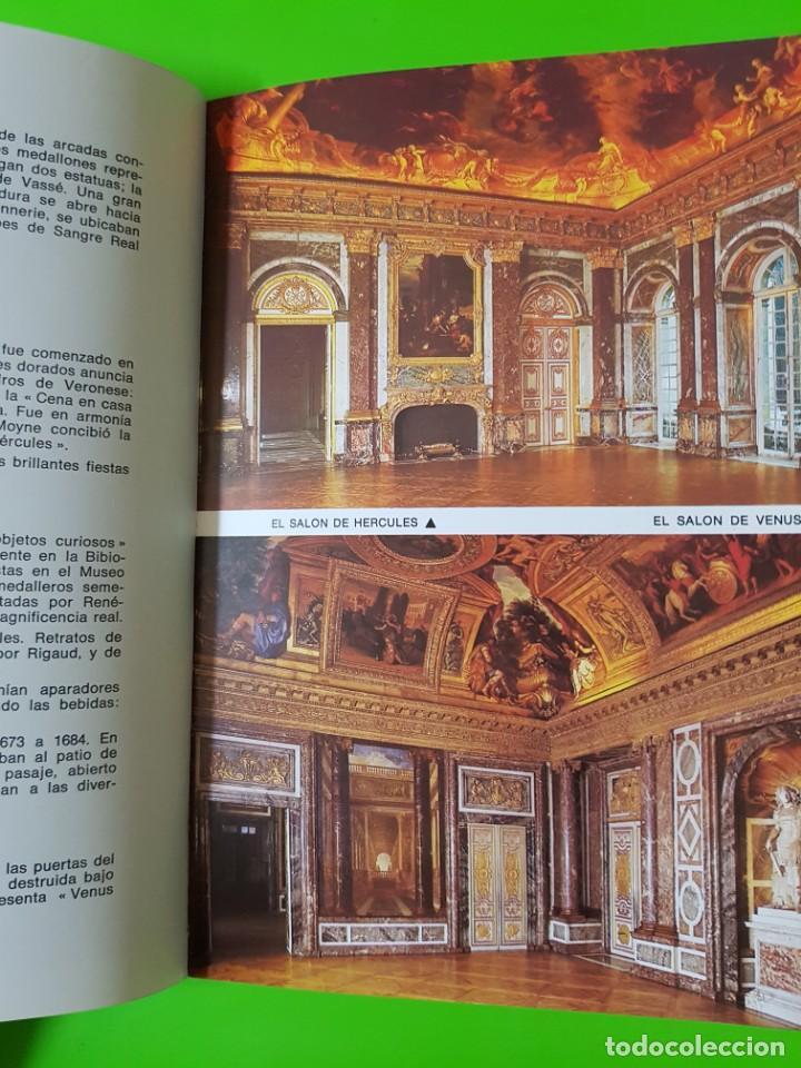 Libros de segunda mano: Versailles la Guía Completa de la Visita en Rústica - Foto 3 - 155868098