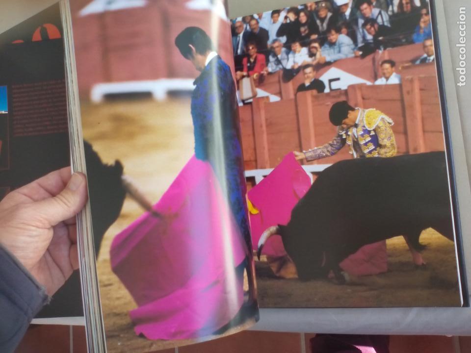 Libros de segunda mano: TORO. RAMÓN MASATS FOTOGRAFÍAS, JOAQUIN VIDAL TEXTO. 1998 LUNWERG EDITORES - Foto 4 - 155868434