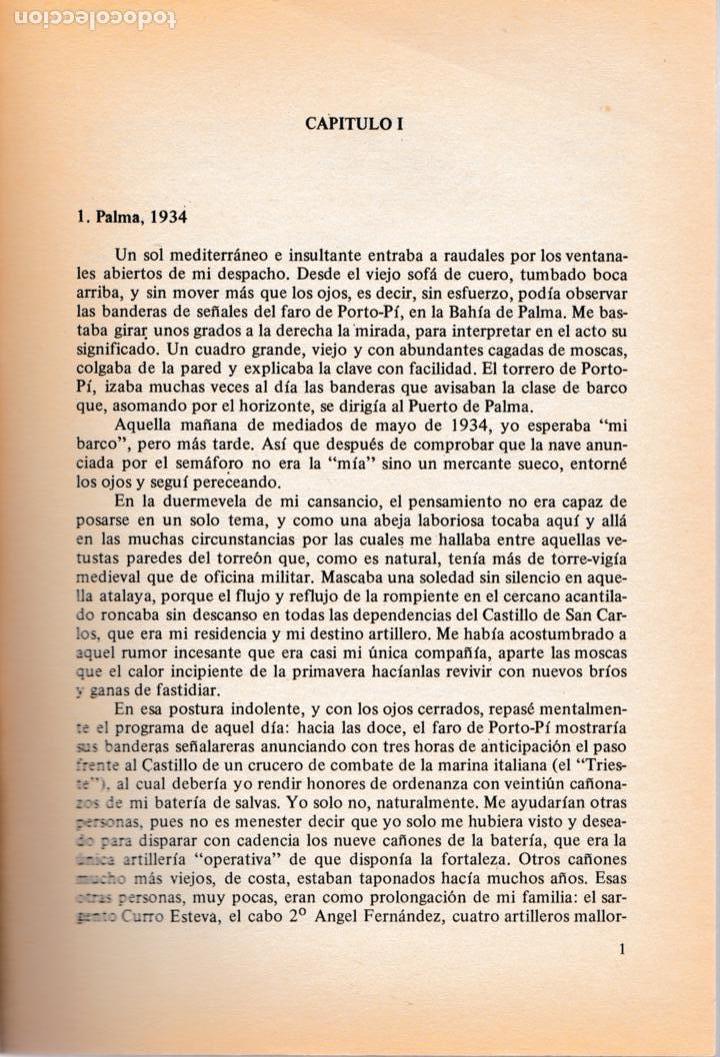 Libros de segunda mano: ¿La esperanza enterrada? : testimonios y recuerdos de un general de Franco / Luis Serrano de Pablo - Foto 3 - 155868714