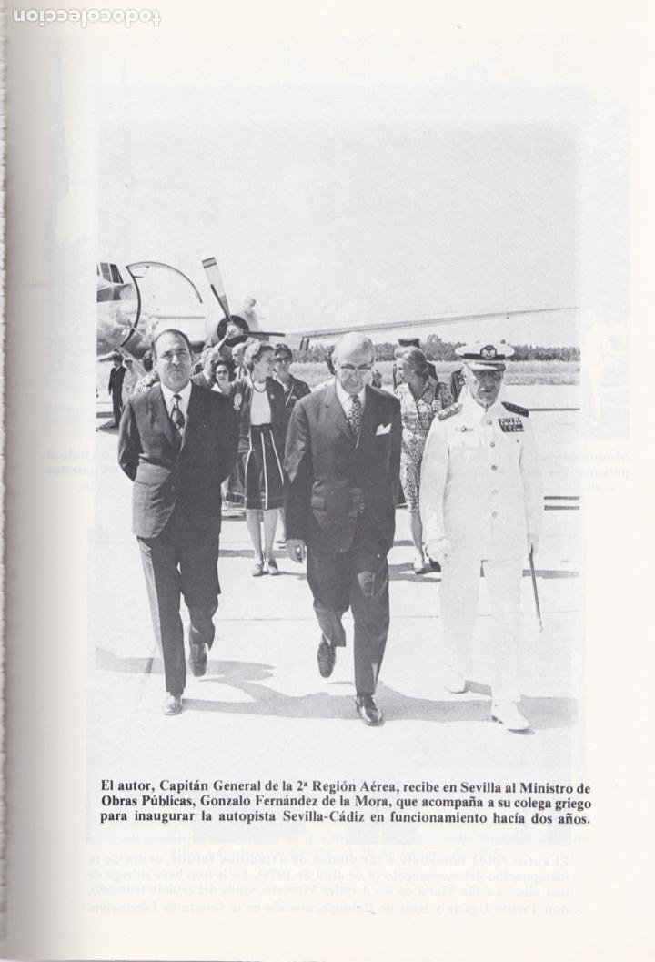 Libros de segunda mano: ¿La esperanza enterrada? : testimonios y recuerdos de un general de Franco / Luis Serrano de Pablo - Foto 4 - 155868714