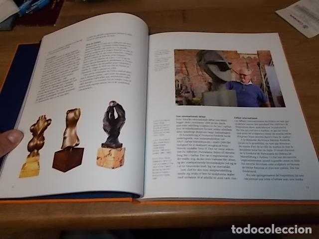 Libros de segunda mano: ESCULTOR H.K.H. PRINS HENRIK & MIEMBRO MOVIMIENTO CoBrA CARL-HENNING PEDERSEN. 1ª EDICIÓN 2016. - Foto 9 - 155870230